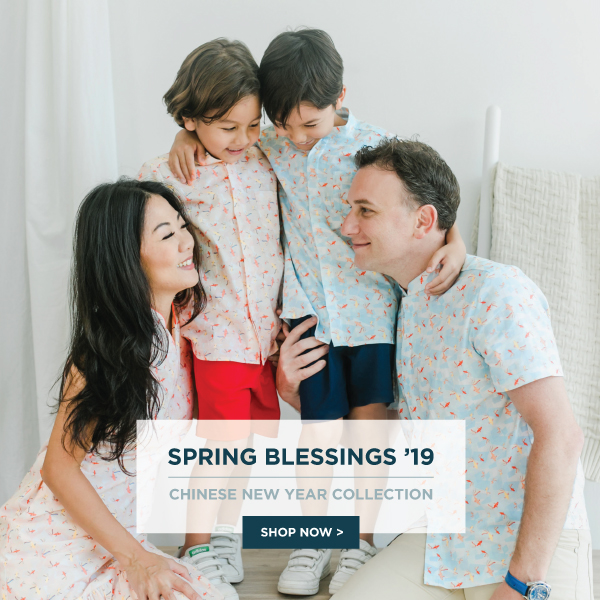 Spring Blessings Chinese New Year 2019-Grand launch