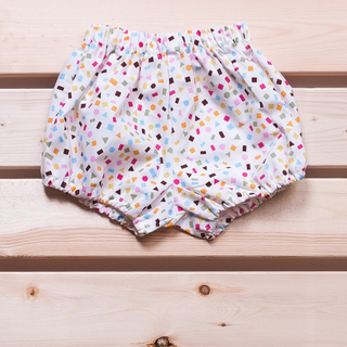 Spring Collection Confetti Bloomers 30% Off