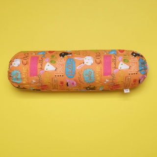 Bao Bao Bolster Hello Baby- Orange