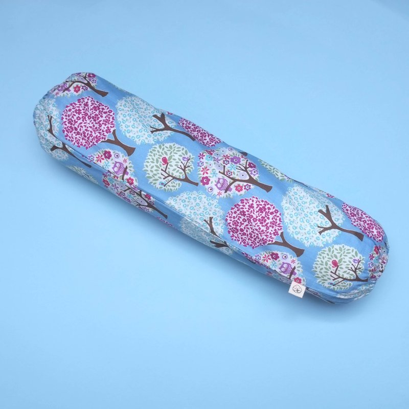 Bao Bao Bolster Owl in the forest Blue