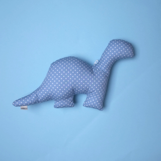Rattle Dino Plush Toy
