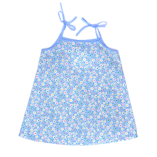Summer Dress- Dainty Blue