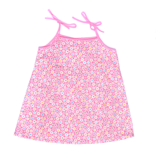 Summer Dress- Dainty Pink