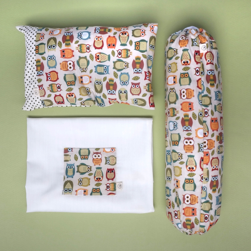 Two is better than one bundle- Pillow & Bolster (WAAO)