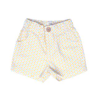 Boy Shorts - Triangle Pastel