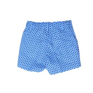 Boy Shorts - Blue Hex
