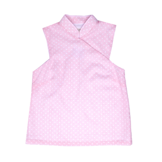 Mommy's Bubble Top- Baby Pink