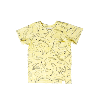 Go Bananas Tee- Yellow