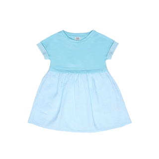 Candy Summer Dress Teal
