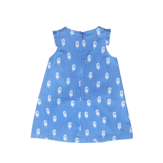 Denim Icecream Lila Dress
