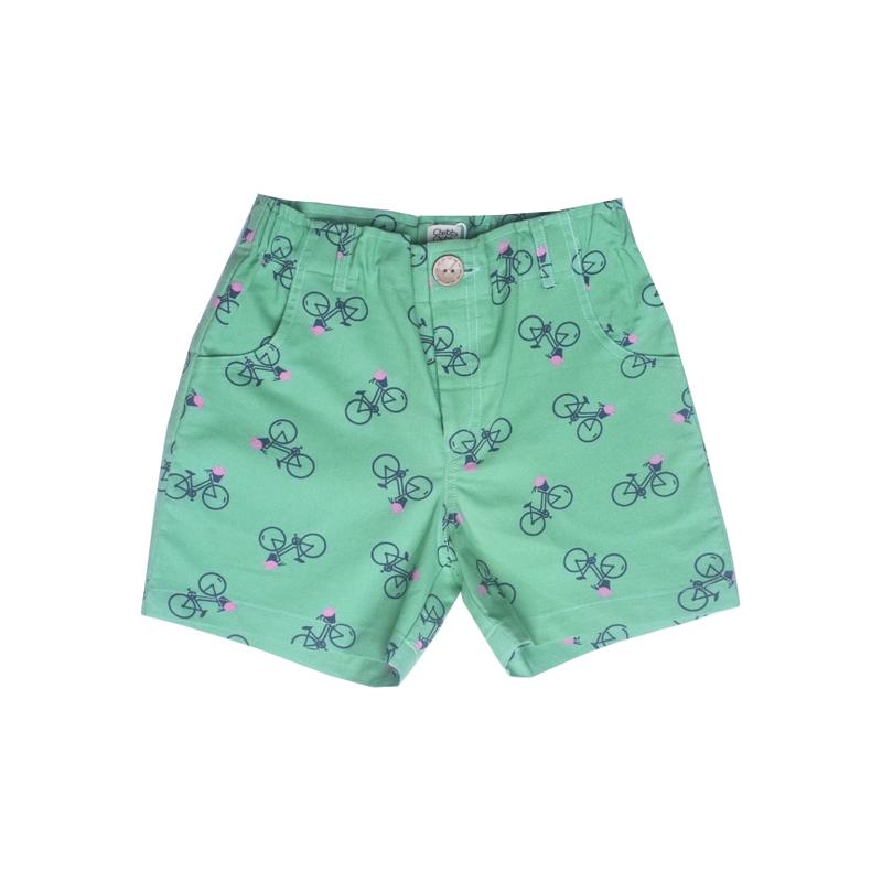 Summer Shorts- Bicycles