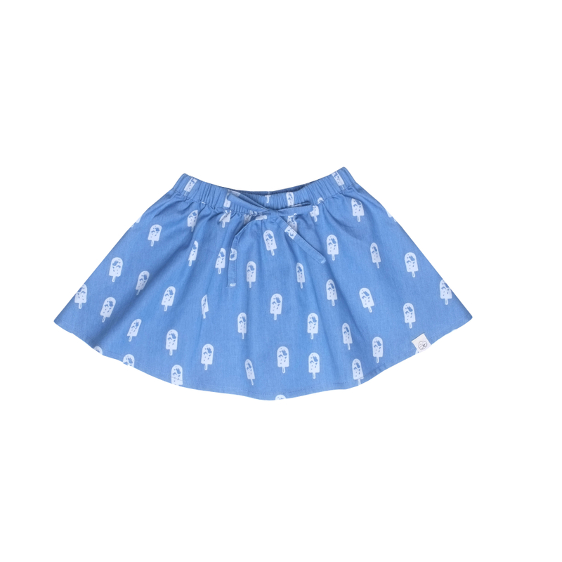 Icecream flare skirt