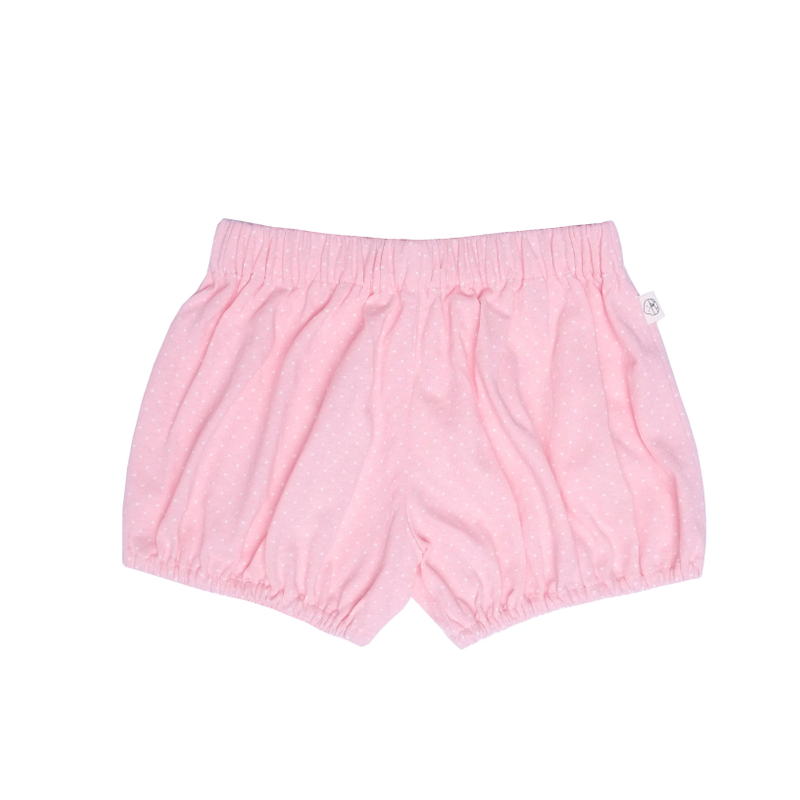 Dot Bloomers -Pink