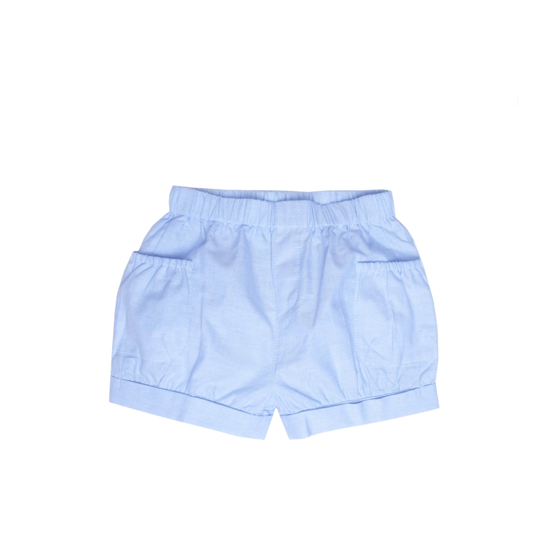 Bubble Pants- Blue