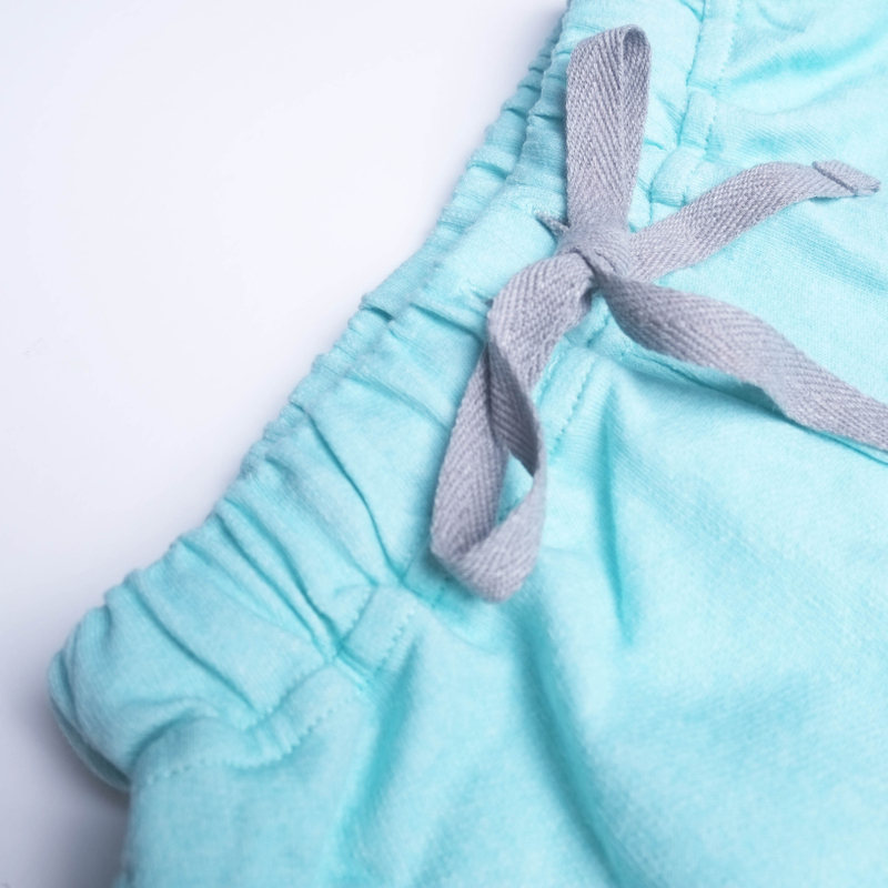 Relax Shorts- Teal