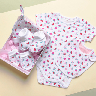 Baby Layette- Watermelons