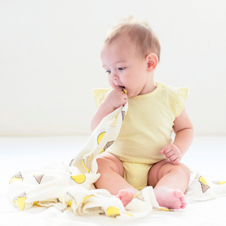 Icecream Love Gift Set -Yellow