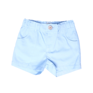 Boy Bermudas-Baby Blue