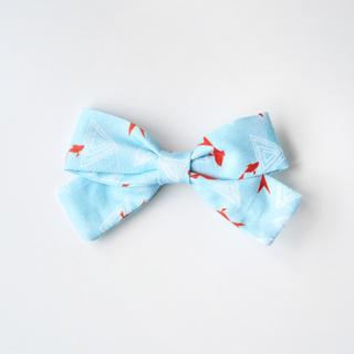 BowtifulJoy x Chubby Chubby Bows- Blue Goldfish