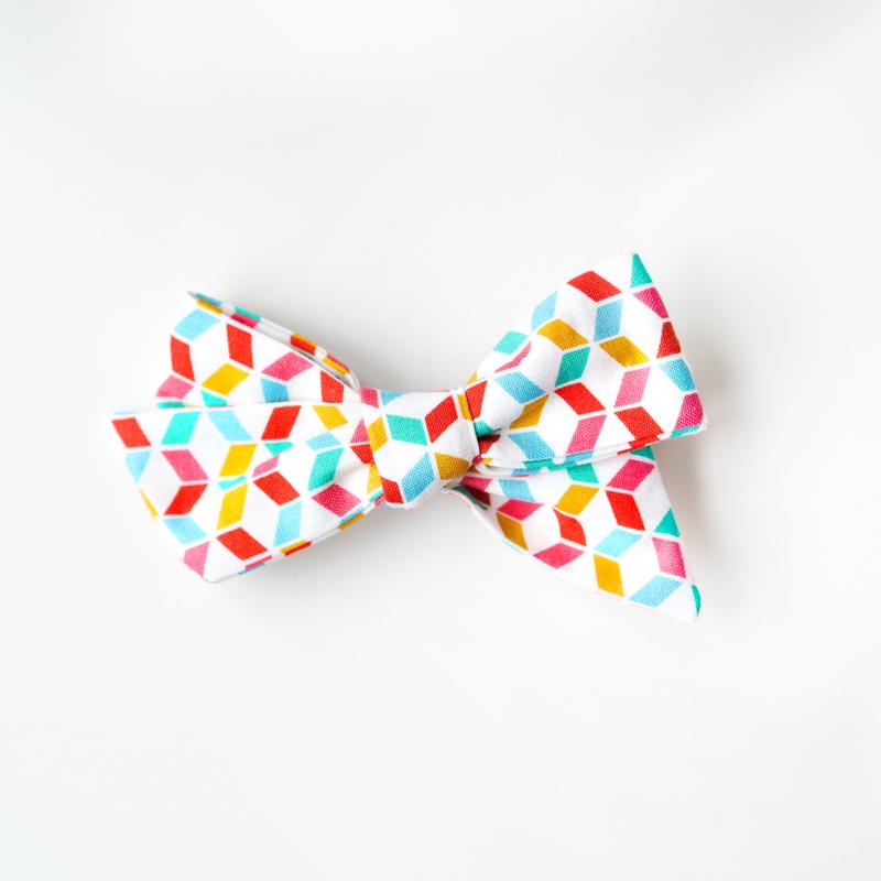 BowtifulJoy x Chubby Chubby Bows- Rainbow Chevy