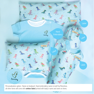 Mint Playful Dinos Gift Set