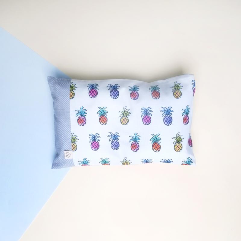 Anti-flat head pillow Pineapple Craze