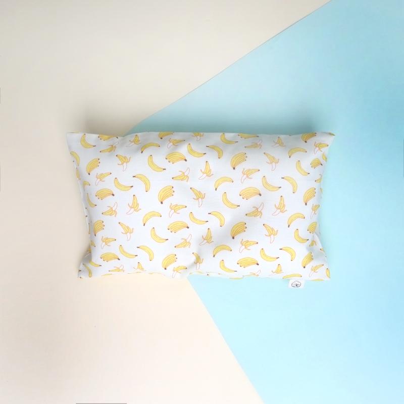 Anti-flat head pillow Bananas