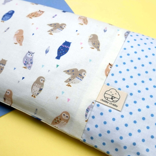 BSH Wise Cream Owls