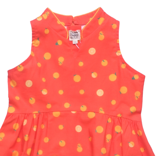 Halter Baby Doll Cheongsam - Ji- Oranges