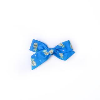 BowtifulJoy x Chubby Chubby Bows - Wang Pineapple - Blue