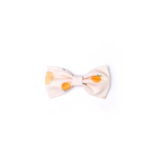 BowtifulJoy x Chubby Chubby Bows - Ji- Orange - Beige