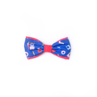 BowtifulJoy x Chubby Chubby Bows - Playful Blocks Blue