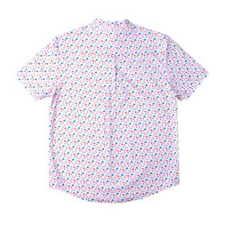 Daddy's Knot Shirt - Joyful Triangles
