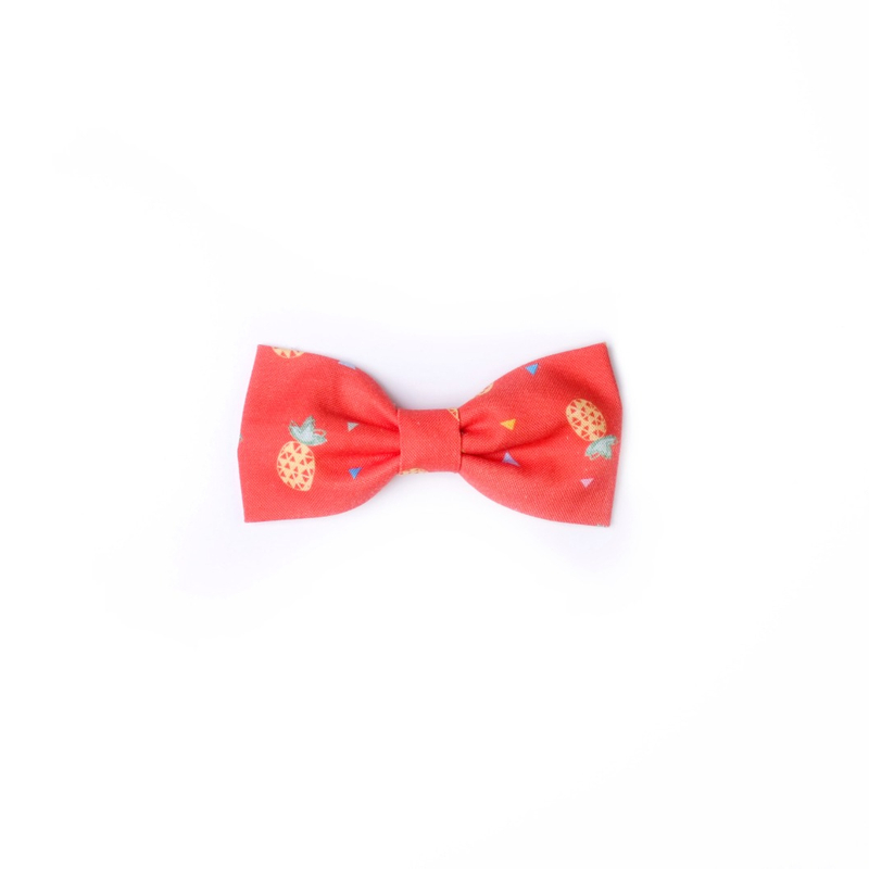BowtifulJoy x Chubby Chubby Bows - Wang Pineapple - Red