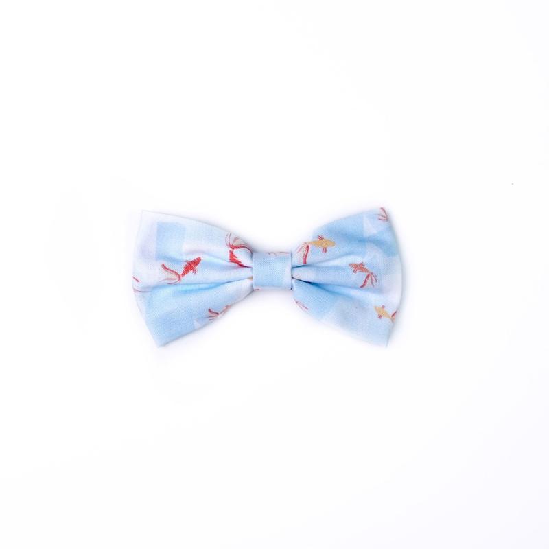 BowtifulJoy x Chubby Chubby Bows - Plentiful Koi - Blue