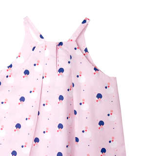 Pink Confetti Ladies Tent Top