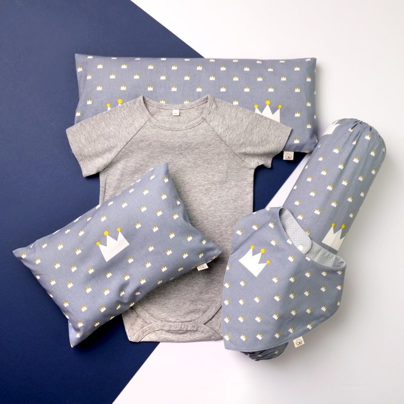 Classic Little Prince Grey Gift Set