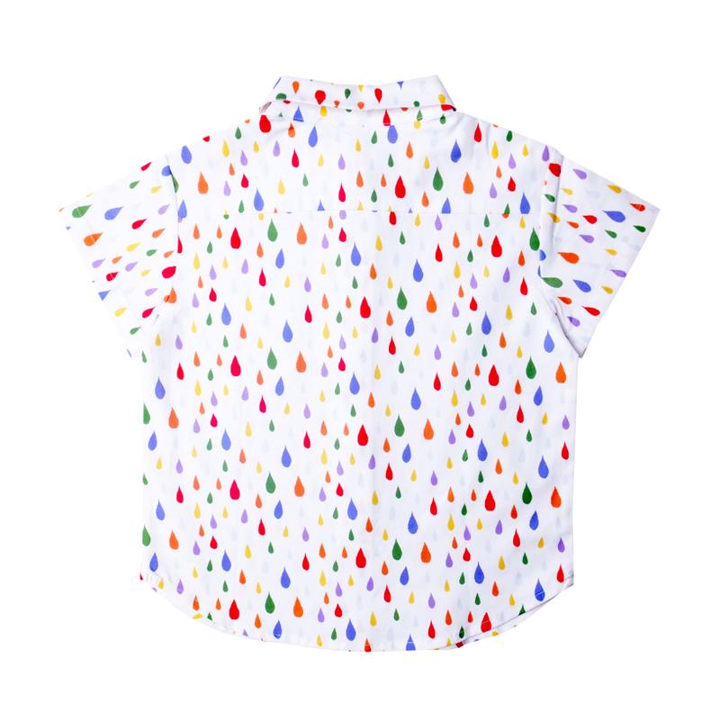 Rainbow Raindrop Shirt