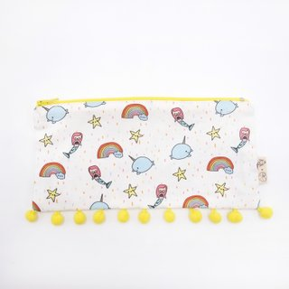 MyCalligraffiti X Chubby Chubby- Magical Dreams Pencil Case