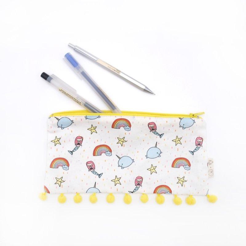 MyCalligraffiti X Chubby Chubby- Magical Dreams Pencil Case