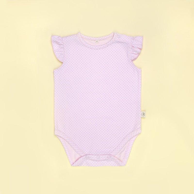 Baby Pink Romper