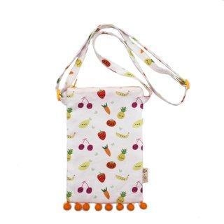MyCalligraffiti X Chubby Chubby- Tutti Fruitti Sling Bag