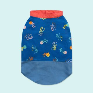Pets - Blue Victory Yay Sleeveless Shirt