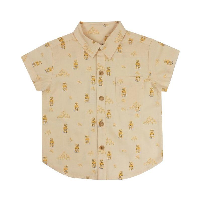 Boys Shirt - Sunshine Bunnies