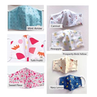 PREORDER Cotton Fabric Masks
