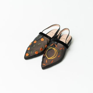 Playmei collaboration- Longevity Peach Mules
