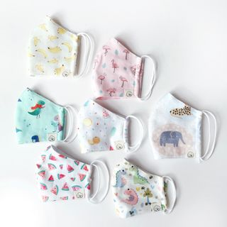 Cute Edition PREORDER Cotton Fabric Masks