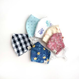 July PREORDER Cotton Fabric Masks