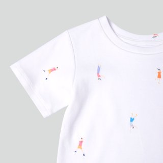 Organic Cotton Let's Dance T-Shirt