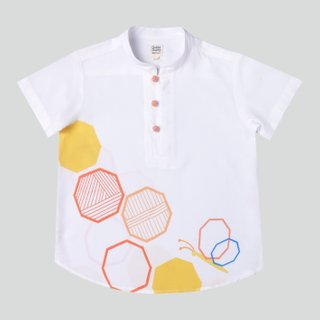 Boy's Butterfly Knot Top
